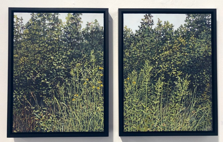 Paret_Passage-Alewife Reservation_12X9 inches each (diptych)_gouache on panel